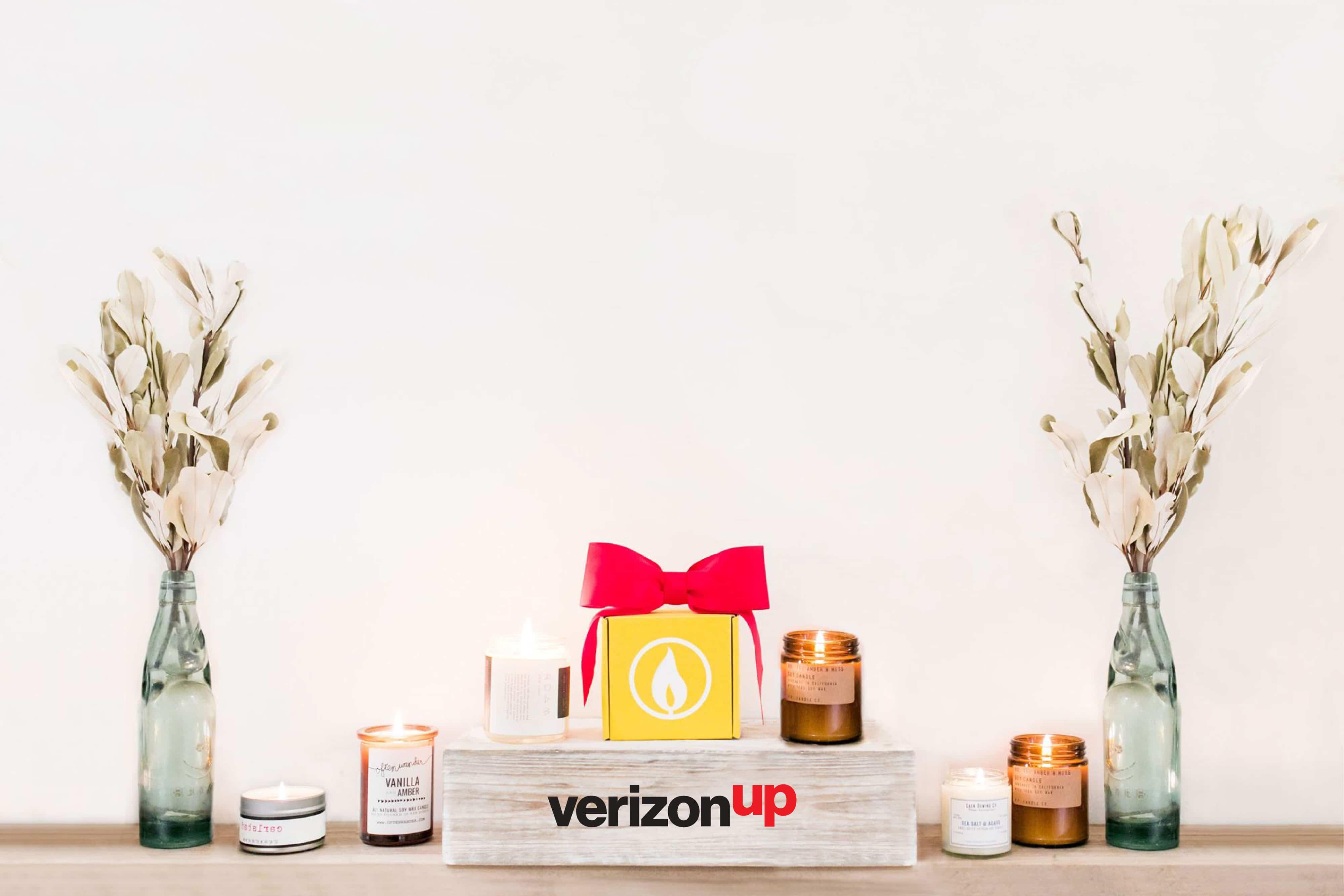 Welcome Verizon Up Members!