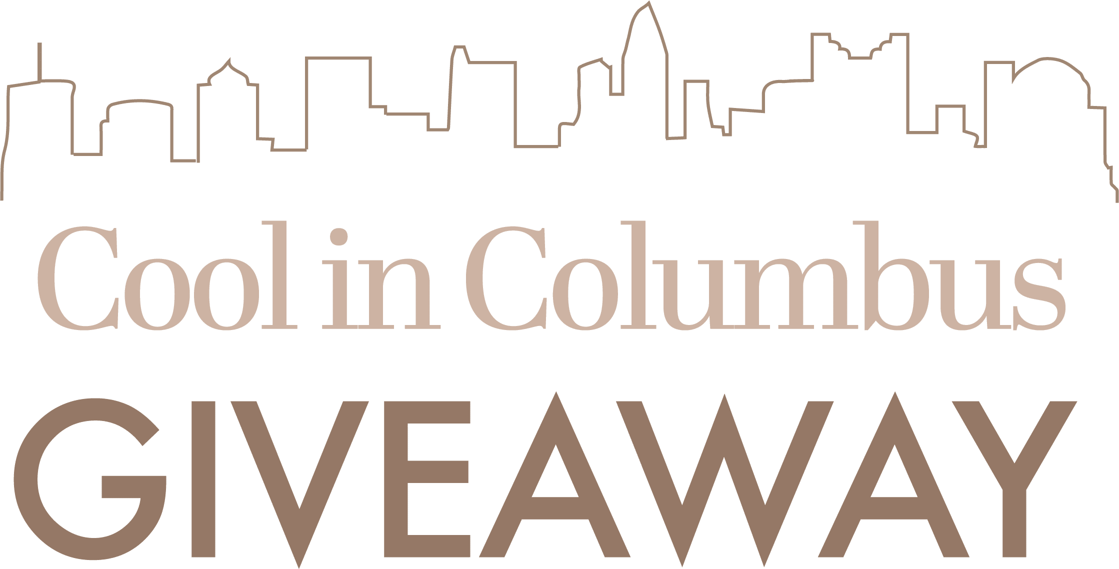 Cool in Columbus - Giveaway