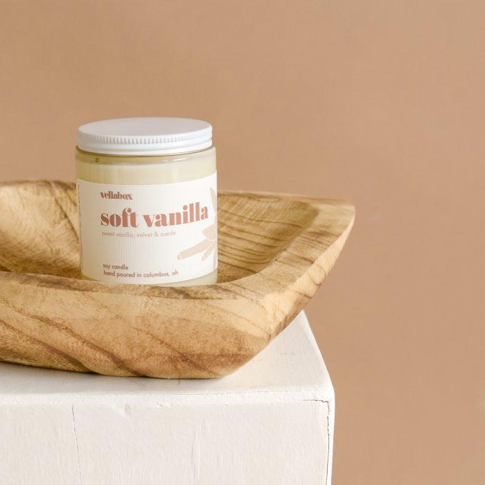Buy Soft Vanilla Candle