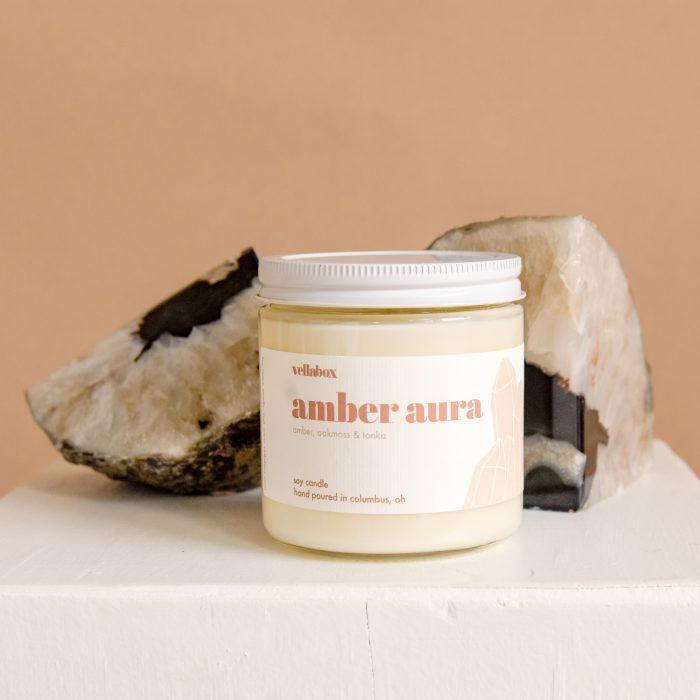 Buy Amber Aura Candle